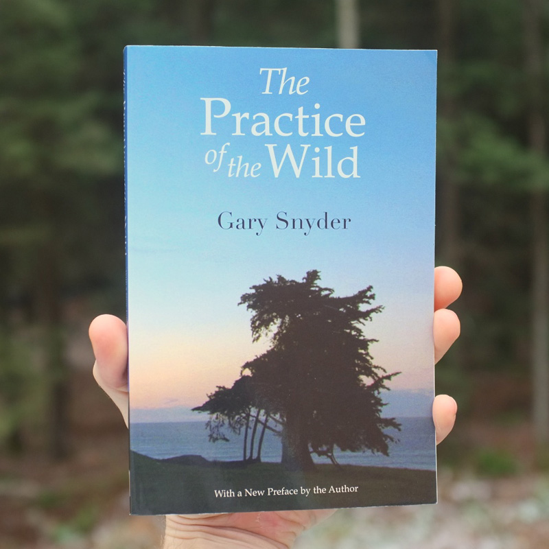 the practice of the wild essays by gary snyder